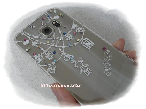 Galaxy S6 edge スマホカバー