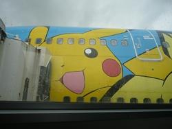 ANAボーイング747-400、777-300