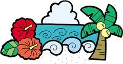 ハワイにESTA申請