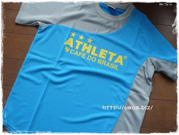 ATHLETAプラクティスシャツ