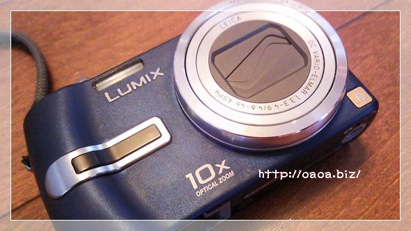 lumix DMC-TZ3 デジカメ
