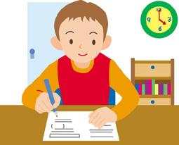 中学生のテスト対策