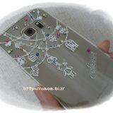 Galaxy S6 edge スマホカバー、かわいいオリジナルケース見つけた。