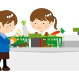 スーパーの買い物が時短になるマイかごが超便利!