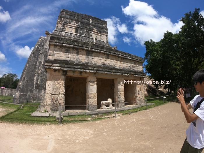 マヤ文明遺跡