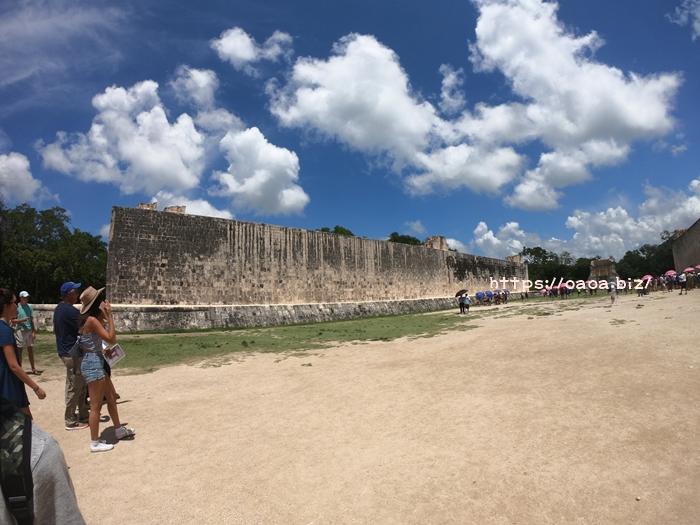 マヤの遺跡