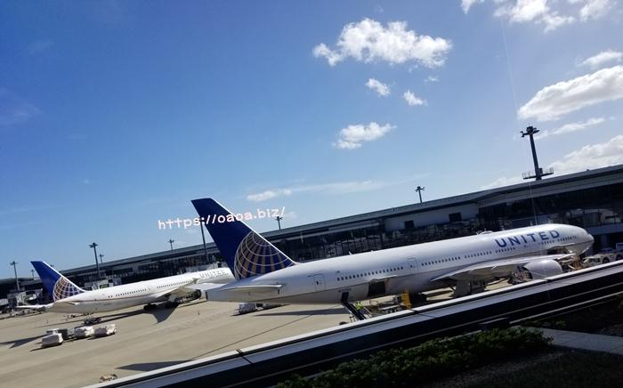 ユナイテッド航空の口コミ