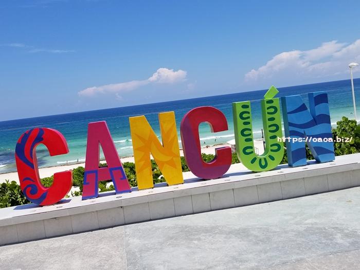 Cancun フォトジェニックスポット