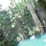 Cenote Ik-Kil【カンクン4泊6日のプラン】幻想的なセノーテ イ・キル